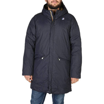 K-Way Vêtements Vestes blue / L K-Way - K00BYB0