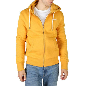 Superdry Vêtements Sweat-shirts yellow / S Superdry - M2010227A