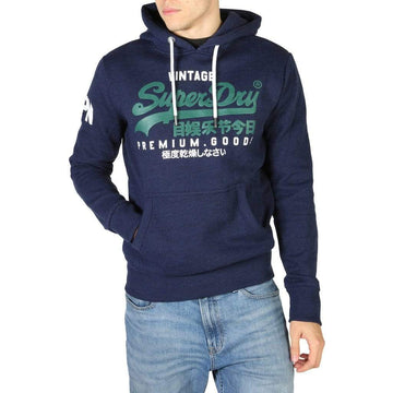 Superdry Vêtements Sweat-shirts blue / S Superdry - M2010494A