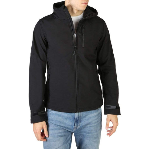 Superdry Clothing Jackets black / S Superdry - M5010172A
