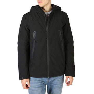 Superdry Vêtements Vestes black / S Superdry - M5010317A