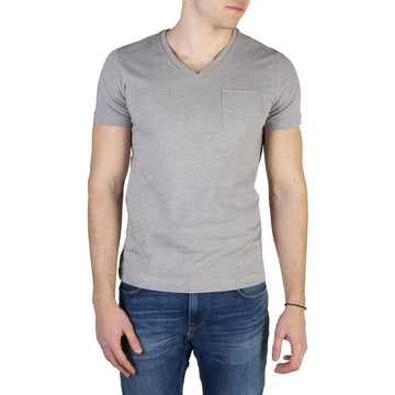 Tommy Hilfiger Vêtements T-shirts grey / S Tommy Hilfiger - MW0MW00816