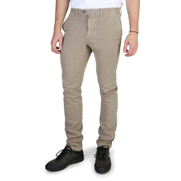 Tommy Hilfiger Vêtements Pantalons brown / 40 Tommy Hilfiger - MW0MW03443