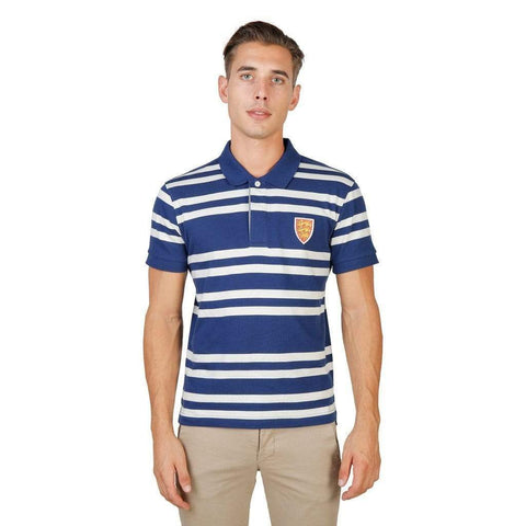 Oxford University Oxford / azul Oxford University Clothing - ORIEL-RUGBY-MM
