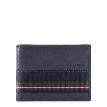 Piquadro Accessories Wallets blue / NOSIZE Piquadro - PU1241B3SR