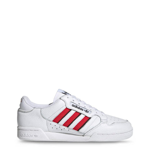 Adidas Chaussures Sneakers white / UK 6.5 Adidas - Continental80-Stripes