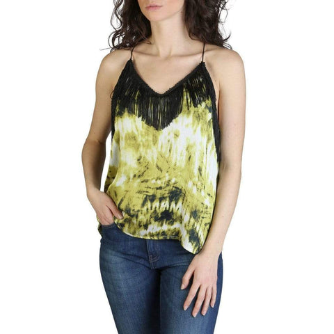 Yes Zee Clothing Top green / XS Yes Zee - T218_HV00