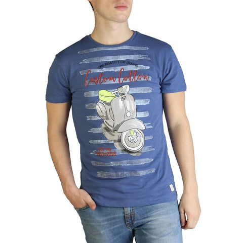 Yes Zee Clothing T-shirts blue / S Yes Zee - T700_TL10