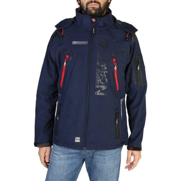 Geographical Norway Vêtements Vestes blue / S Geographical Norway - Turbo_man
