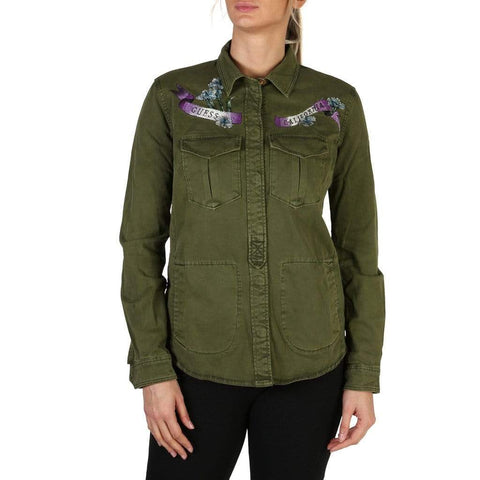 Guess Ropa Chaquetas verde / XS Guess - W83H54