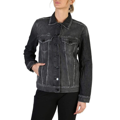 Guess Clothing Jackets black / XS Guess - W83N19