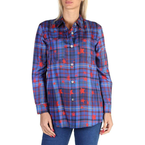 Tommy Hilfiger Clothing Shirts blue / 2 Tommy Hilfiger - WW0WW20742