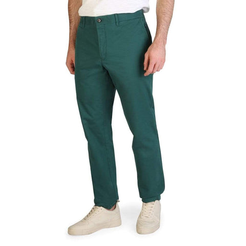 Tommy Hilfiger Clothing Trousers green / 38 Tommy Hilfiger - XM0XM00976