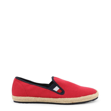 Tommy Hilfiger Chaussures Slip-on red / EU 40 Tommy Hilfiger - XM0XM01131