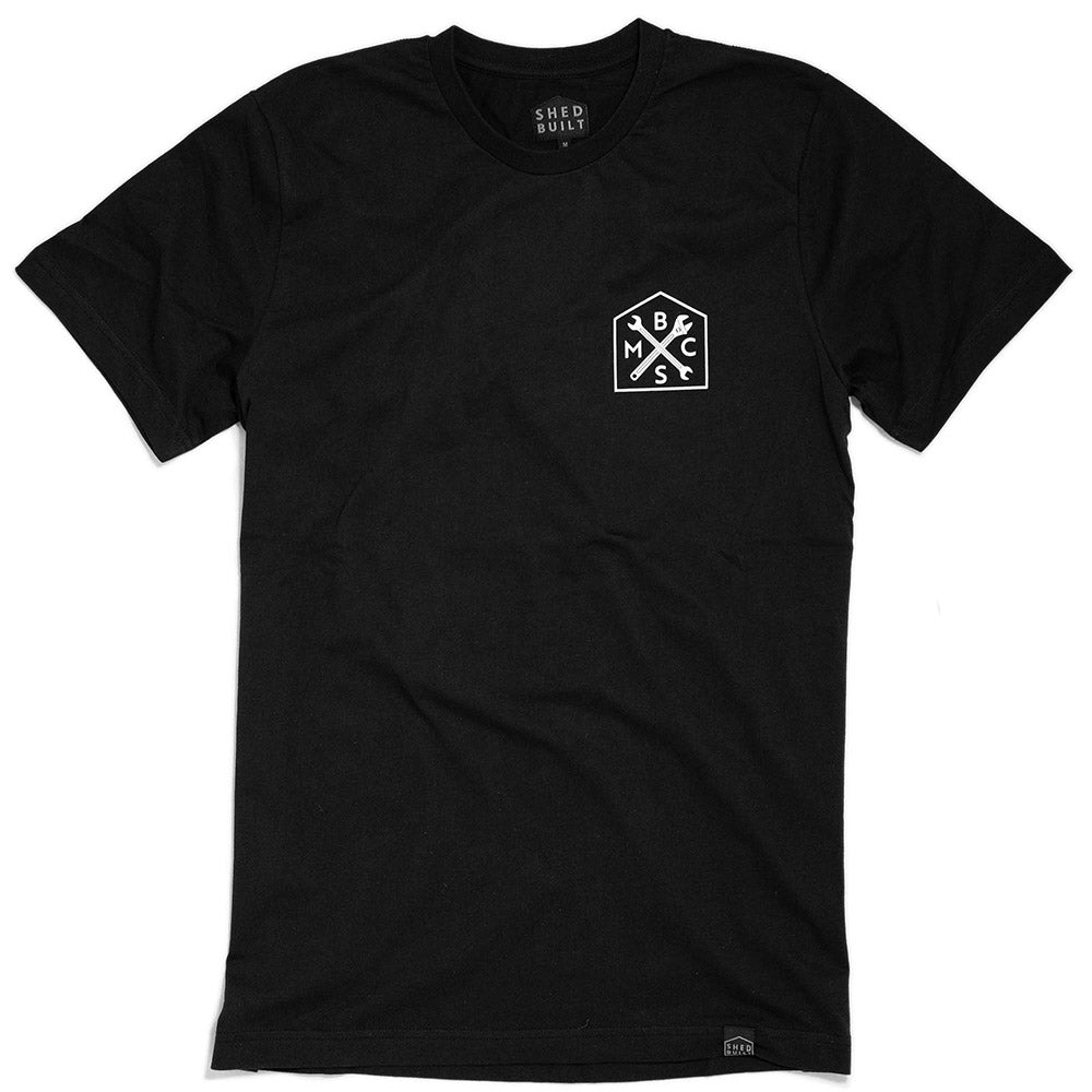 Bike Shed T-Shirt - Roundel