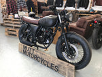 Brand new 2019 Mutt Mongrel 125cc Motorcycle - new upgraded model