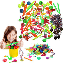 Dazzling Toys Super Party Pack of 96 Assorted Fun Toy Party Favors