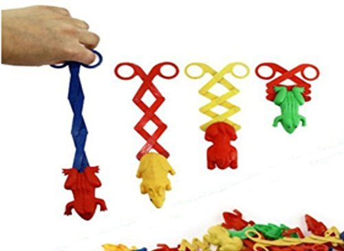 24 Pack Fun Scissors | Animal Scissors Gag Toy Party Favor 24 Pieces | Great Party Favor or Toy