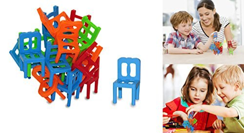 Dazzling Toys Balancing Chairs Game, Great Party Activity!