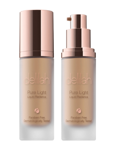 Pure Light Liquid Radiance – Delilah – Charlotte Cave