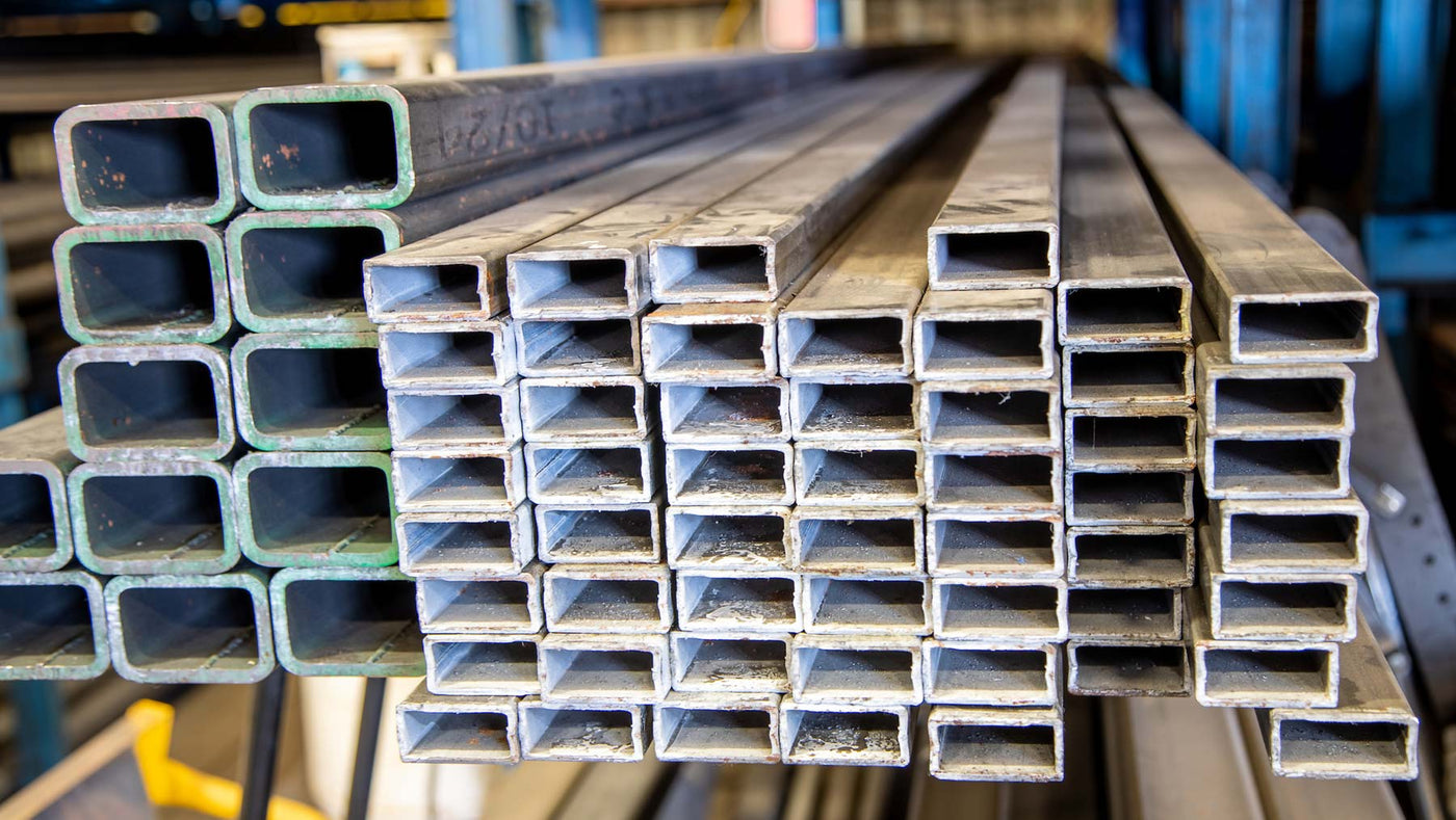 Hot Rolled Rectangular Tube