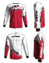 Alumacraft Personalized Long Sleeve Jersey Style 1
