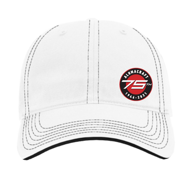 Alumacraft Richardson 75th Logo Patch Hat
