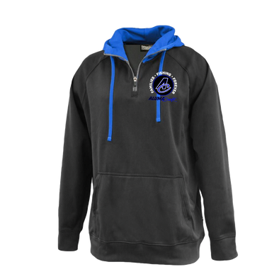 Mens 1/4 Zip Phantom Performance Hoodie