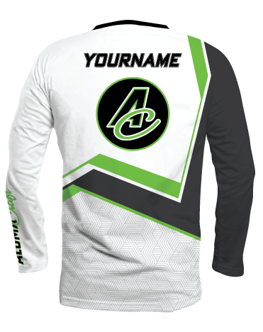 NEW 2020 STYLE! Alumacraft Personalized Long Sleeve Jersey Style 9