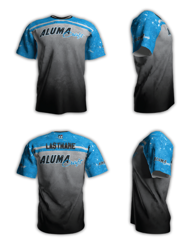 Alumacraft Personalized Short Sleeve Jersey Style 4