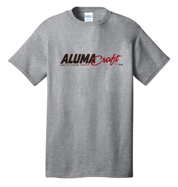 Alumacraft Families.Fishing.Forever Tee