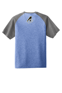 Mens Heather on Heather Contender Tee