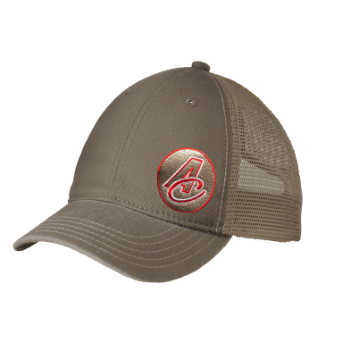 Super Soft AC Logo Hat