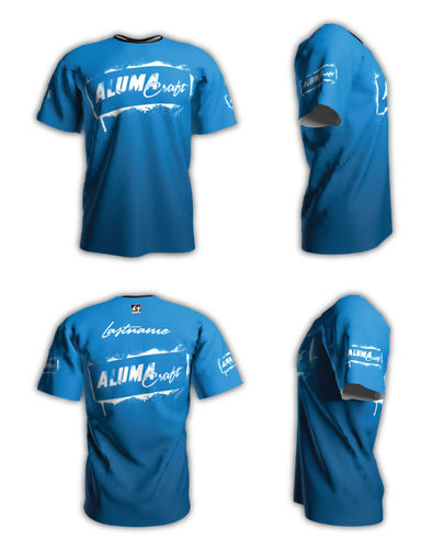 Alumacraft Personalized Short Sleeve Jersey Style 3