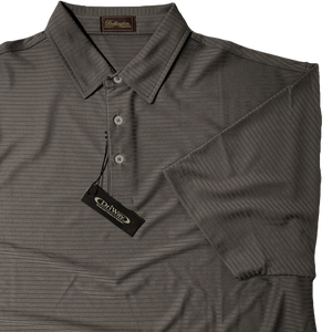 "CHARCOAL ""PRO"" PERFORMANCE DRI-FIT GOLF SHIRT"