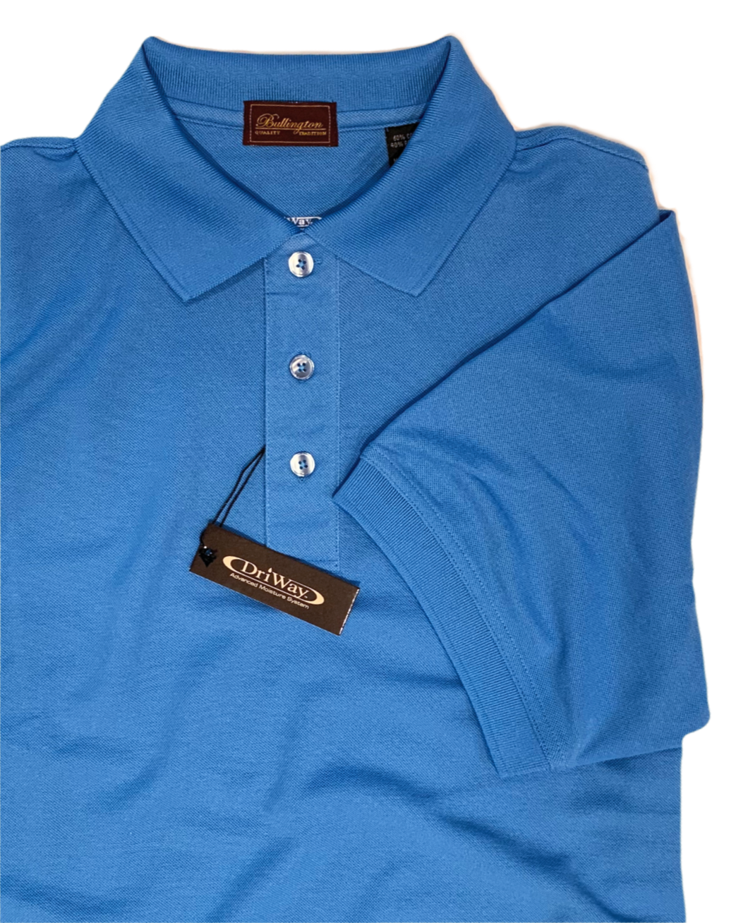MARLIN MOISTURE WICKING GOLF SHIRT