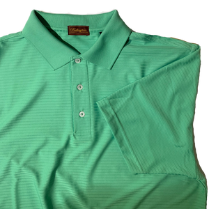 "MINT ""PRO"" PERFORMANCE DRI-FIT GOLF SHIRT"