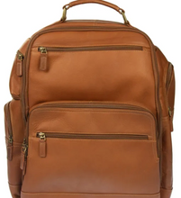 Load image into Gallery viewer, LEATHER BACK PACK