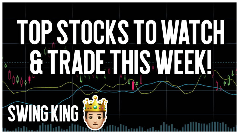 Top Stocks To Watch & Trade This Week! ~ September 2019