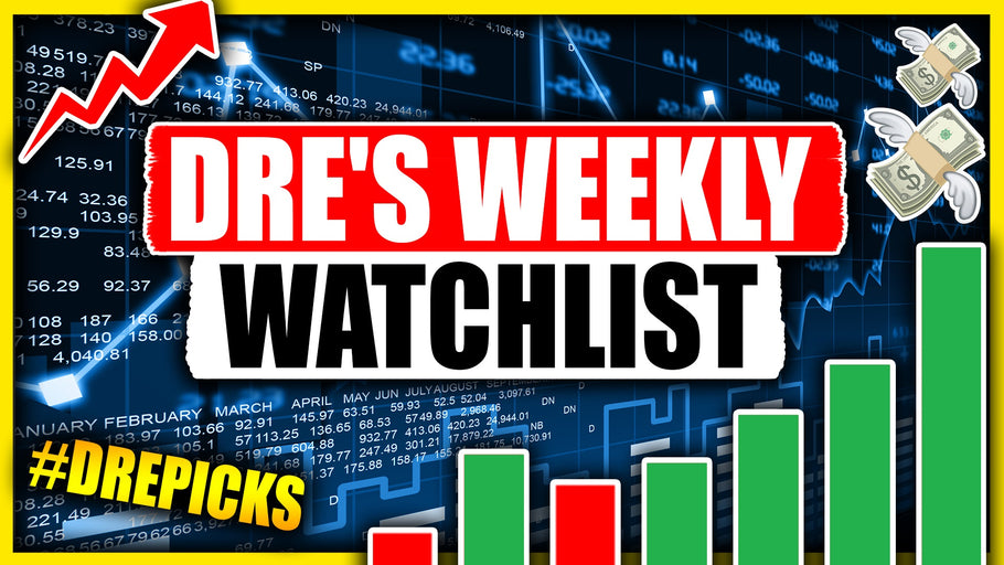 DRE's Weekly Watch List Week 07/08/2019 + Weekly Performance