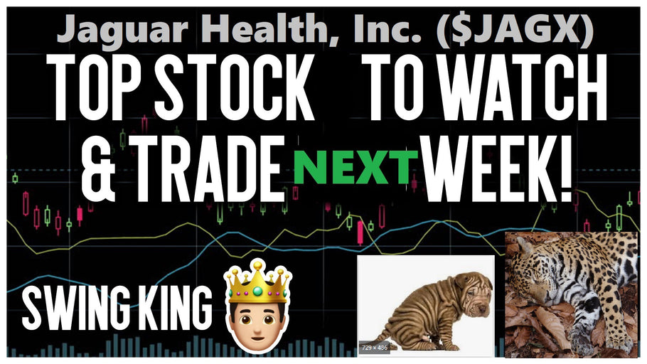 WHY JAGUAR HEALTH, INC. ($JAGX) SHOULD BE ON YOUR WATCH LIST!