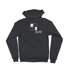 Load image into Gallery viewer, Fabio Clemente / Checkmat Zip Up Hoodie sweater