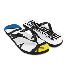 Load image into Gallery viewer, Fabio Clemente Logo Flip-Flops