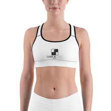 Load image into Gallery viewer, checkmat NYC Sports bra