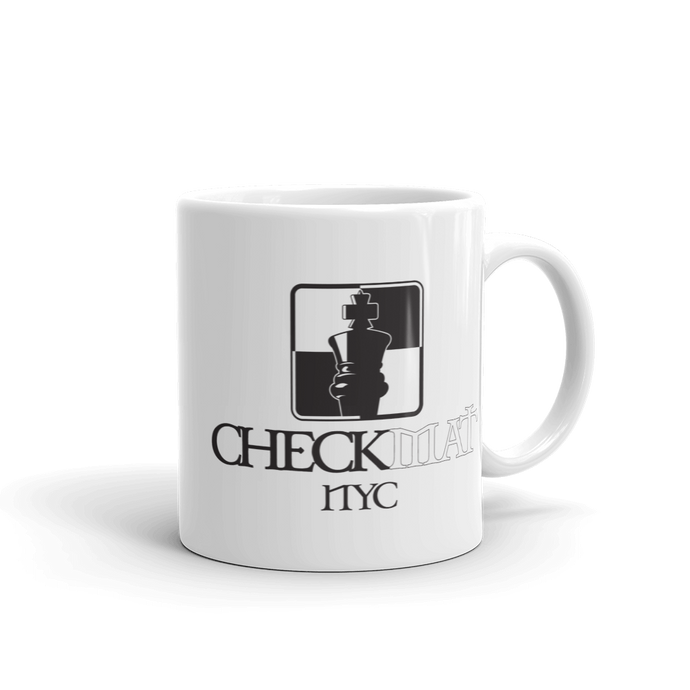 Fabio Clemente - Checkmat Coffee Mug
