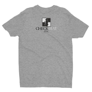 Fabio Logo Tee WITH CHECKMAT LOGO Short Sleeve T-shirt