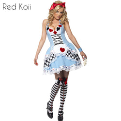 Maid Cosplay Costume Suit