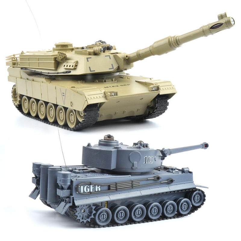 Remote Control Fighting Battle Tank