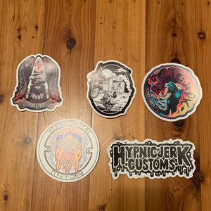 Supporter Sticker Packs