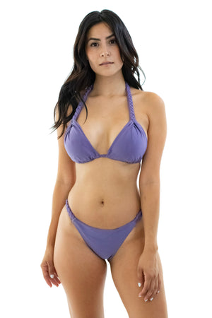 Alexis Self-Tie Bikini Set | Kindkinis | Los Angeles, California